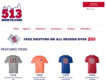 513shirts.com